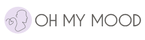 Logo - Oh My Mood - Transparent - 292px