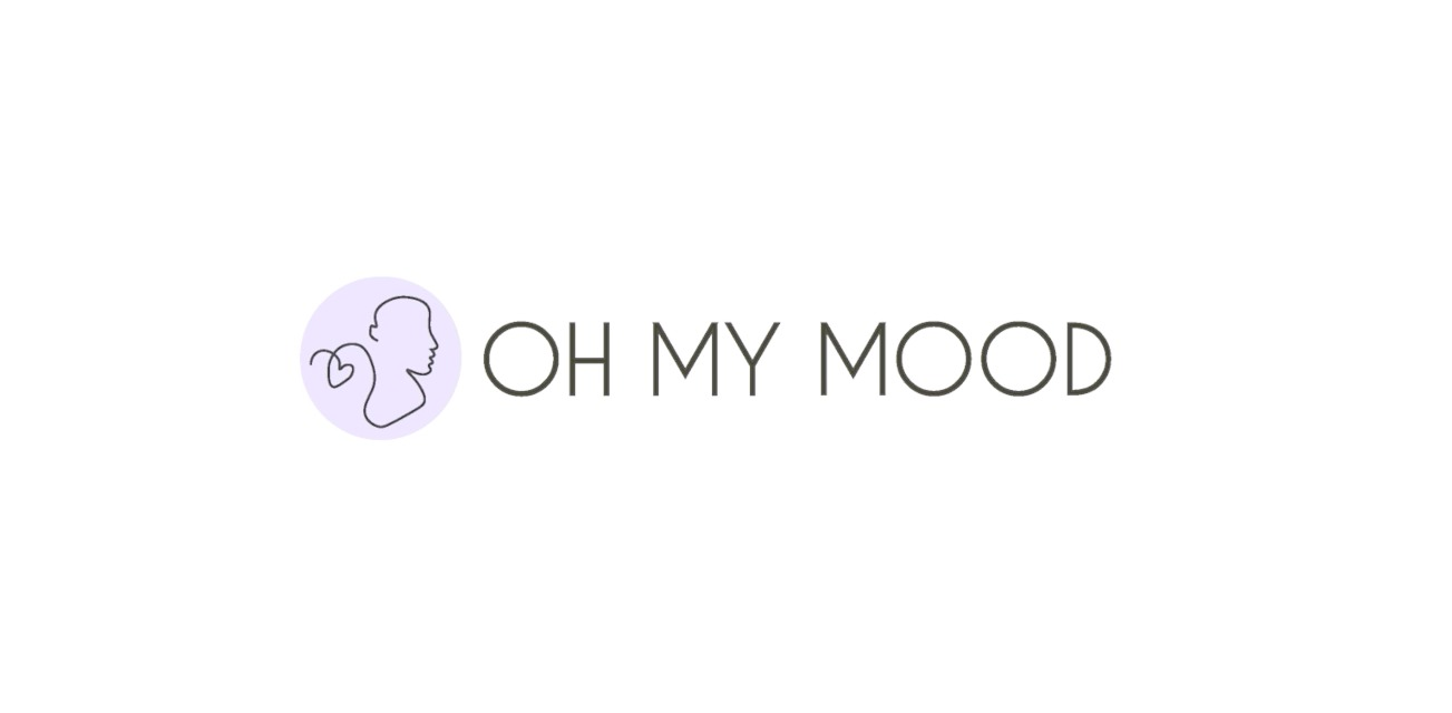 Oh My Mood - Logo